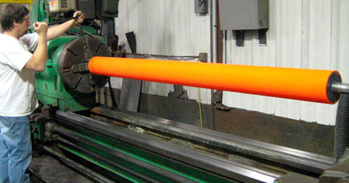 Facts about Urethane Recovered Rollers