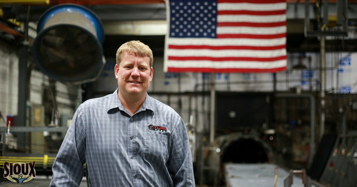 Sioux Rubber & Urethane Employee Spotlight: Derek DeGroot