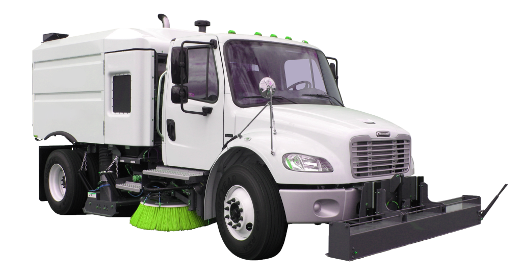 Sioux Rubber & Urethane Helps keep Street Sweepers out of the Shop and out on the Road