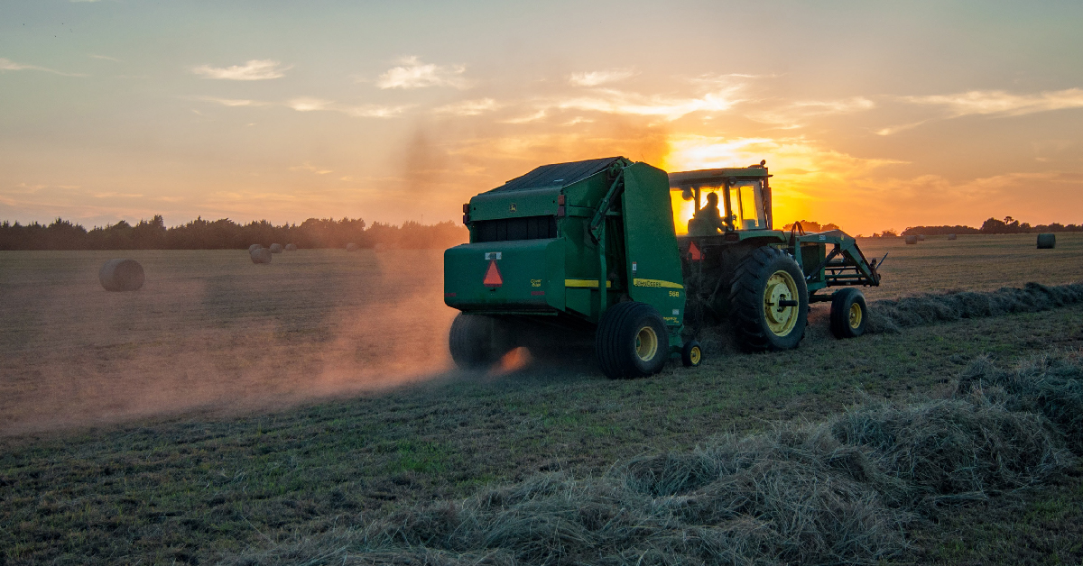Agricultural Applications: 3 Ways Sioux Rubber & Urethane Supports the Ag Industry