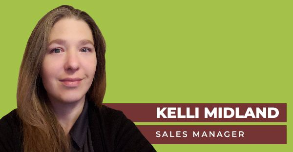 Employee Spotlight: Kelli Midland, Sales Manager